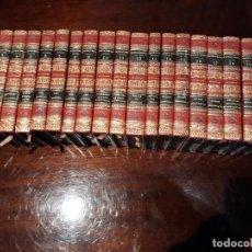 Libros antiguos: 20 ANTIGUOS TOMOS DEL AÑO 1833 DE LAS OBRAS DE CHATEUBRIAND ,PARIS CHEZ LEFEVRE ,LIBRAIRE . Lote 135228074