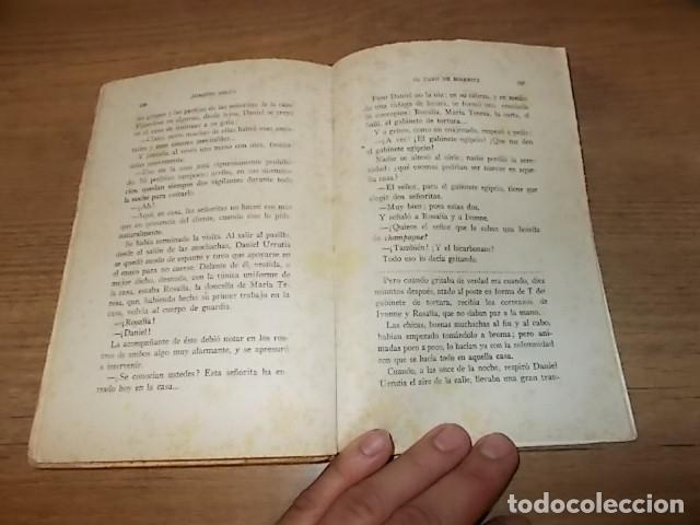 Libros antiguos: EL FARO DE BIARRITZ. JOAQUÍN BELDA. BIBLIOTECA HISPANIA. 1ª EDICIÓN 1924. EXCELENTE EJEMPLAR. FOTOS. - Foto 5 - 135228182