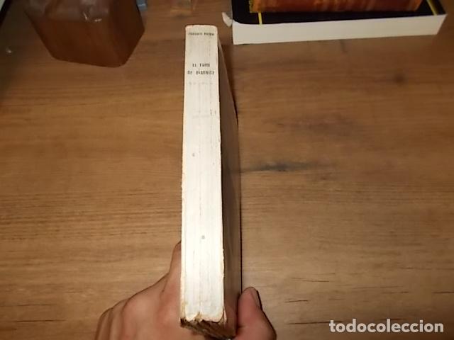 Libros antiguos: EL FARO DE BIARRITZ. JOAQUÍN BELDA. BIBLIOTECA HISPANIA. 1ª EDICIÓN 1924. EXCELENTE EJEMPLAR. FOTOS. - Foto 6 - 135228182