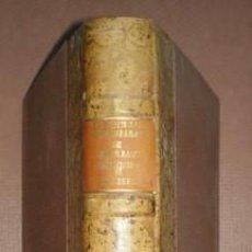 Libros antiguos: EXPERIENCIAS HECHAS CON EL APARATO DE MEDIR BASES PERTENECIENTE A LA COMISION DEL MAPA DE ESPAÑA. . Lote 135229126