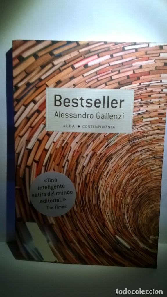 BESTSELLER ALESSANDRO GALLENZI (Libros antiguos (hasta 1936), raros y curiosos - Literatura - Narrativa - Otros)