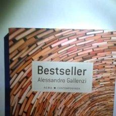 Libros antiguos: BESTSELLER ALESSANDRO GALLENZI . Lote 135268510