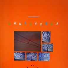 Libros antiguos: PONTEVEDRA. REVISTA DE ESTUDIOS. DIPUTACIÓN DE PONTEVEDRA. 1989. TAPA BLANDA. Lote 135345670