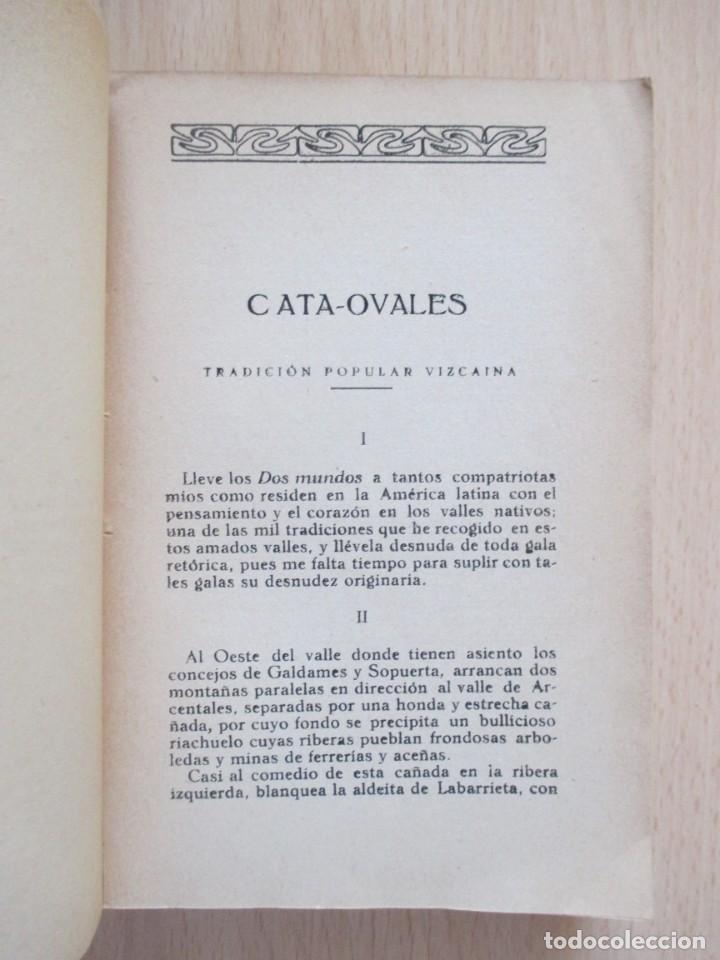 Libros antiguos: Cuentos populares de Vizcaya – Obras de Don Antonio de Trueba (Tomo X), por Antonio Trueba - Foto 6 - 135431802