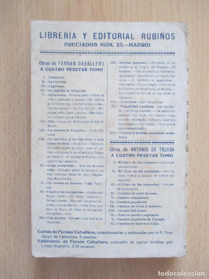 Libros antiguos: Cuentos populares de Vizcaya – Obras de Don Antonio de Trueba (Tomo X), por Antonio Trueba - Foto 9 - 135431802