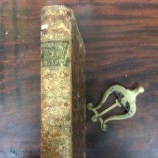 Libri antichi: ORDENANZAS DE LA ILUSTRE UNIVERSIDAD Y CASA DE CONTRATACIÓN DE LA M.N.YM.I. VILLA DE BILBAO. Lote 135463303