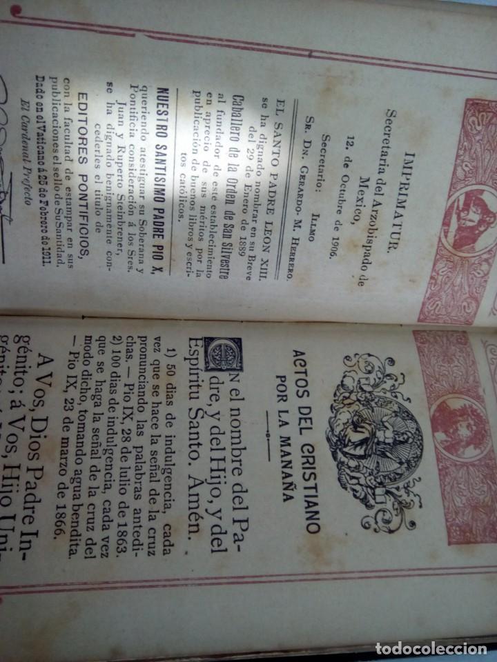 Libros antiguos: *. LUZ DIVINA .1911. (Rf:P38/e) - Foto 3 - 135495246