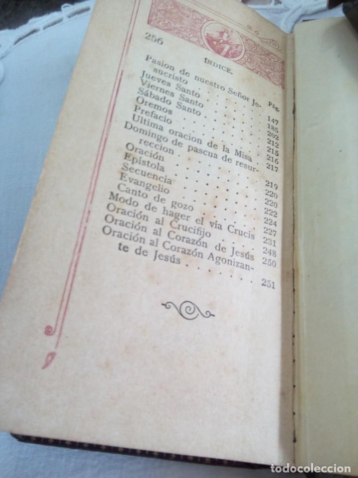 Libros antiguos: *. LUZ DIVINA .1911. (Rf:P38/e) - Foto 7 - 135495246