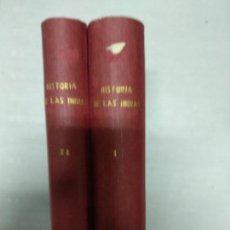 Libros antiguos: HISTORIA NATURAL Y MORAL DE LAS INDIAS - 1894 J. ACOSTA 2 TOMOS. Lote 135525534