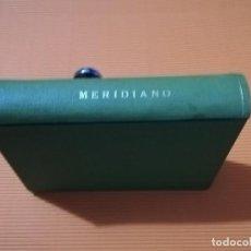 Libros antiguos: CUADERNOS MERIDIANO (ASTRONOMIA, CIENCIA, MUNDO SUBMARINO, ANIMALES). Lote 135728983