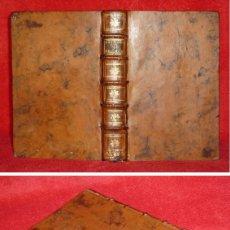 Libros antiguos: AÑO 1744 - HISTORIA DE FRANCIA - MUCHOS PASAJES SOBRE ESPAÑA: GUERRA DE FLANDES, FELIPE II, CARLOS I. Lote 135737975