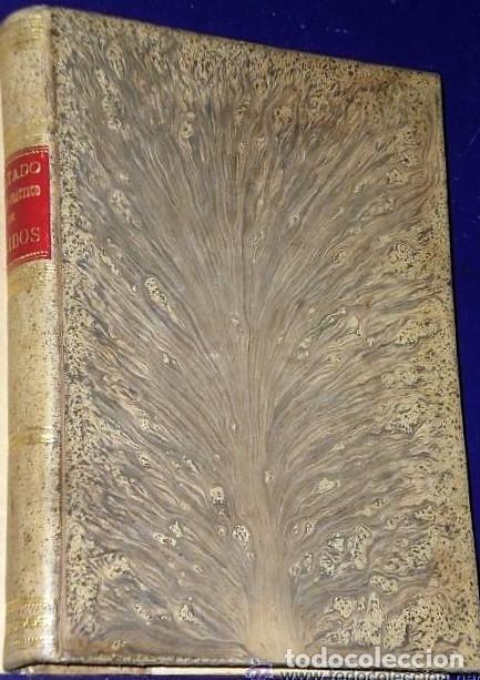 TRATADO TEÓRICO-PRÁCTICO DE TEJIDOS(1889) (Libros Antiguos, Raros y Curiosos - Ciencias, Manuales y Oficios - Otros)