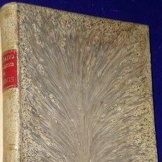 Libros antiguos: TRATADO TEÓRICO-PRÁCTICO DE TEJIDOS(1889). Lote 135740731