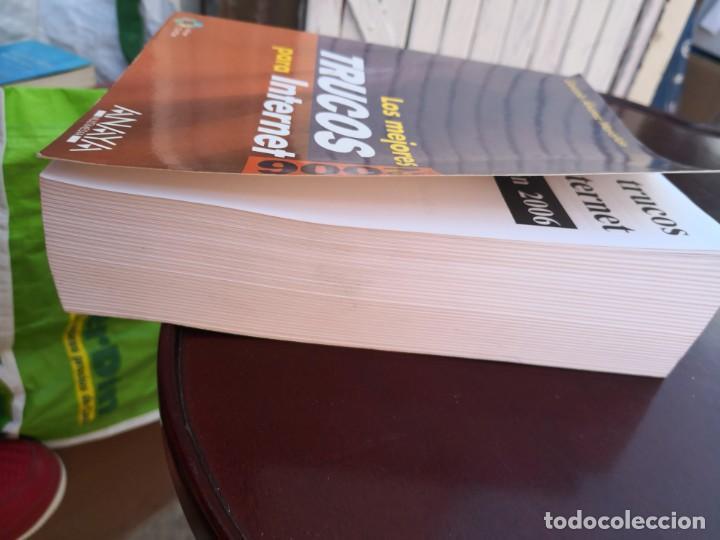 Libros antiguos: Los mejores trucos para Internet 2006 anaya multimedia - Foto 5 - 135763638