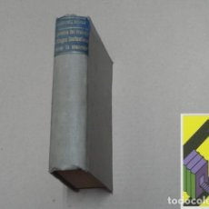 Libros antiguos: MARTINEZ SIERRA, G.: EL POEMA DEL TRABAJO/DIÁLOGOS FANTÁSTICOS/FLORES DE ESCARCHA(PROSAS Y VERSOS). Lote 135774954