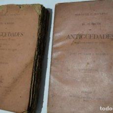 Libros antiguos: EL ALMACEN DE ANTIGUEDADES. C. DICKENS. 1886. Lote 135811714