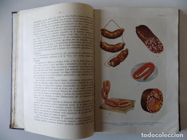 Libros antiguos: LIBRERIA GHOTICA. SANZ EGAÑA. CHACINERIA MODERNA. 1945. FOLIO. MUY ILUSTRADO. - Foto 4 - 136015814