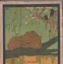Libros antiguos: EMILIO SALGARI : EL CONTINENTE MISTERIOSO (CALLEJA). Lote 136044802