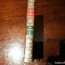 Libros antiguos: HISTOIRE DE FRANCE - PAR CHARLES LACRETELLE .TOME PREMIER PARIS AÑO 1812. Lote 136045122