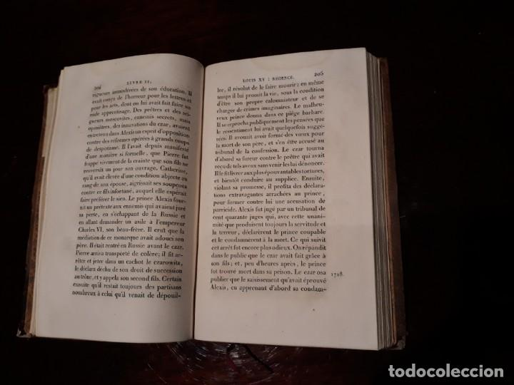 Libros antiguos: HISTOIRE DE FRANCE - PAR CHARLES LACRETELLE .TOME PREMIER PARIS AÑO 1812 - Foto 3 - 136045122