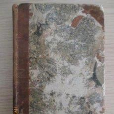 Libros antiguos - OBRAS LITERARIAS DE D. FRANCISCO MARTÍNEZ DE LA ROSA. TOMO I. PARIS. 1827 - 136049790