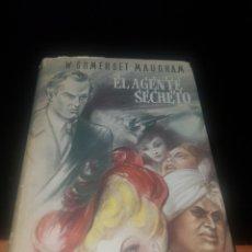 Libros antiguos: EL AGENTE SECRETO - LARA. Lote 136054193