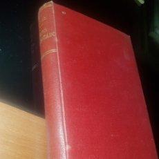 Libros antiguos: FLOR DE PECADO - TORAL - CON DEDICATORIA DE JOSÉ TORAL. Lote 136054616