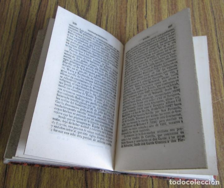Libros antiguos: GEOGRAFÍA UNIVERSAL - Física, historia, política, antigua y moderna Por Malte Brun Tm 2 Madrid 1850 - Foto 8 - 136066194
