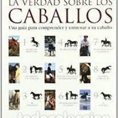 Libros antiguos: LA VERDAD SOBRE LOS CABALLOS (ANDREW MCLEAN). Lote 136087726