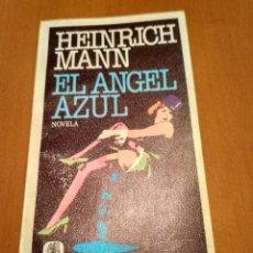 Libros antiguos: EL ÁNGEL AZUL . Lote 136155458