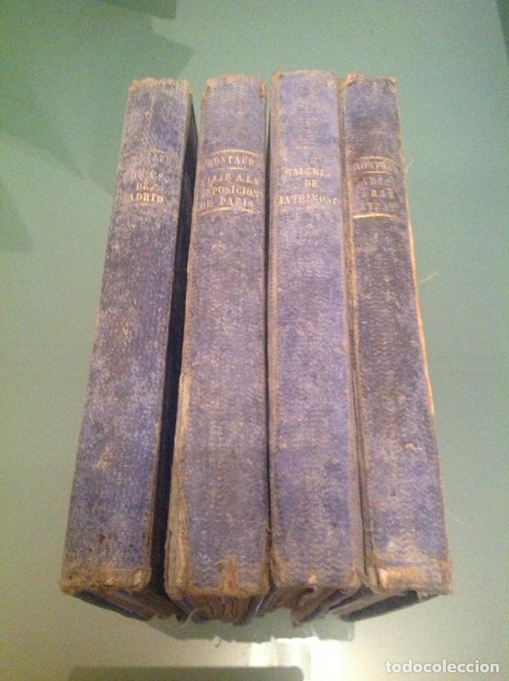 LOTE 4 LIBROS CARLOS FRONTAURA (Libros antiguos (hasta 1936), raros y curiosos - Literatura - Narrativa - Otros)