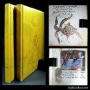 Libros antiguos: AÑO 1550 FACSÍMIL AKATHISTOS MANUSCRITO ILUMINADO CÓDICE GRIEGO R.I.19 (HIMNO MARIAL GRIEGO). Lote 102654175