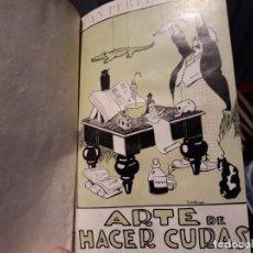 Libros antiguos: ARTE DE HACER CURAS - JUAN PEREZ ZUÑIGA . EDITORIAL RENACIMIENTO AÑOS 30. Lote 136314886