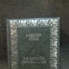 Libros antiguos: LA CABAÑA DEL TIO TOM H.BEECHER STOWE. Lote 136347594