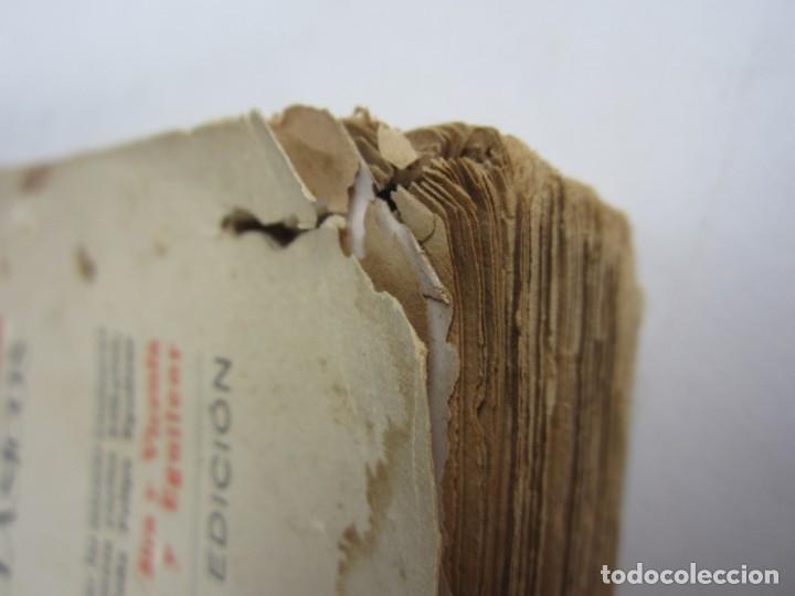 Libros antiguos: El amparo sus platos clásicos, 1930, Azcaray y Eguileor, 2ª edición, Bilbao. 16x21cm - Foto 3 - 136365310