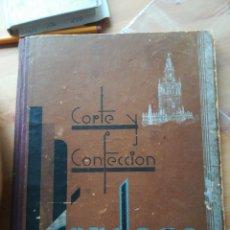 Libros antiguos: CORTE Y CONFECCION CARDOSO, 1942. Lote 136374142