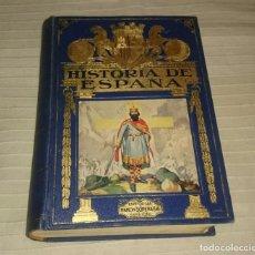 Libros antiguos: HISTORIA DE ESPAÑA -- SOPENA -- BIBLIOTECA HISPANIA -- 1935 -- AGUSTIN BLAZQUEZ FRAILE. Lote 136410578