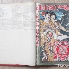 Libros antiguos: LA ILUSTRACIÓN ARTÍSTICA - TOMO XIX - AÑO 1900. Lote 136411698
