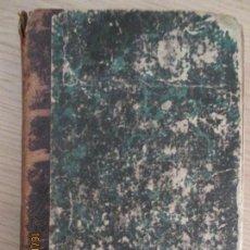Libros antiguos: LECTIONES GRECE. SIVE MANU DUCTIO HISPANAE JUVENTUTIS IN LINGUAM GRAECAM. 1859. Lote 136498842