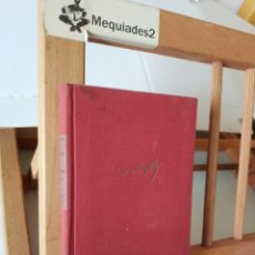 Libros antiguos: VETTER PONS - HONORE DE BALZAC (LIBRO EN ALEMAN, CIRCA 1930 EN TAPA DURA). Lote 136552570