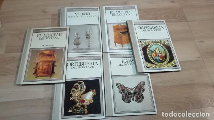 EL MUNDO DE LAS ANTIGUEDADES EDITORIAL PLANETA-DE AGOSTINI S.A. (Libros Antiguos, Raros y Curiosos - Bellas artes, ocio y coleccionismo - Otros)