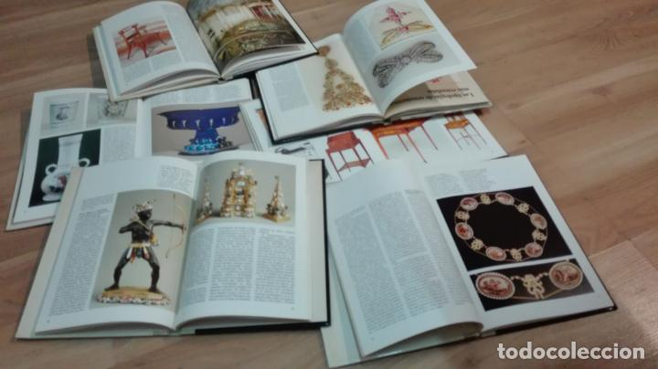 Libros antiguos: el mundo de las antiguedades editorial planeta-de agostini s.a. - Foto 2 - 136592350