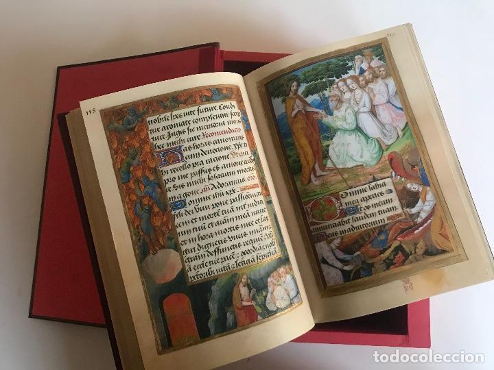 LIBRO DE HORAS DE CARLOS V FACSIMIL (Libros Antiguos, Raros y Curiosos - Bellas artes, ocio y coleccionismo - Otros)