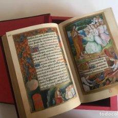 Libros antiguos: LIBRO DE HORAS DE CARLOS V FACSIMIL. Lote 136684170