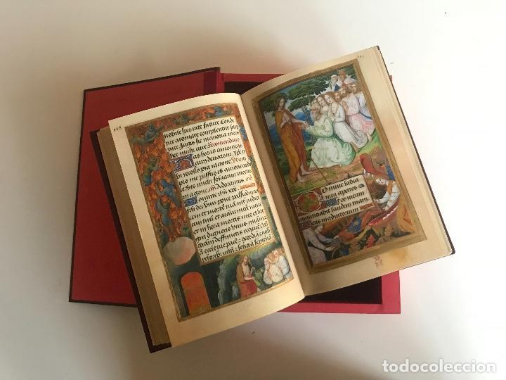 Libros antiguos: LIBRO DE HORAS DE CARLOS V Facsimil - Foto 4 - 136684170