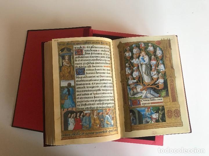 Libros antiguos: LIBRO DE HORAS DE CARLOS V Facsimil - Foto 5 - 136684170