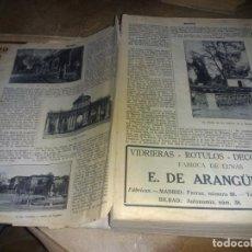 Libros antiguos: INTERESANTE LIBRO TIPO GUÍA DE NEGOCIOS DEL AÑO 1927, VER FOTOS. Lote 136742238