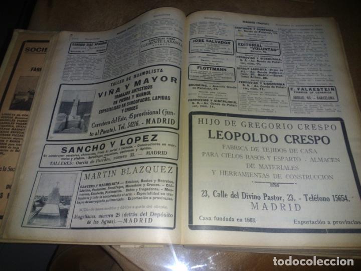 Libros antiguos: Interesante Libro tipo guía de negocios del año 1927, ver fotos - Foto 4 - 136742238
