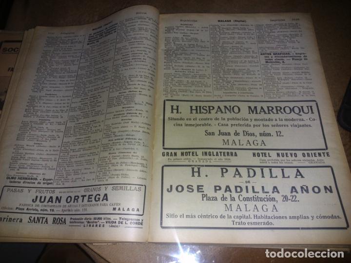 Libros antiguos: Interesante Libro tipo guía de negocios del año 1927, ver fotos - Foto 5 - 136742238