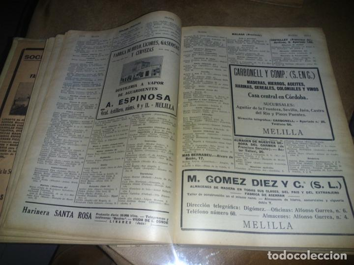 Libros antiguos: Interesante Libro tipo guía de negocios del año 1927, ver fotos - Foto 7 - 136742238